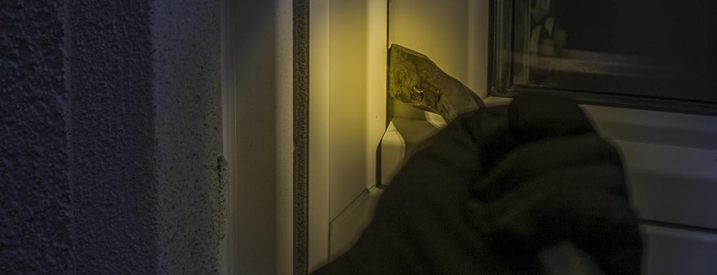 Einbruchsichere Einbruchhemmende Sicherheitsfenster
